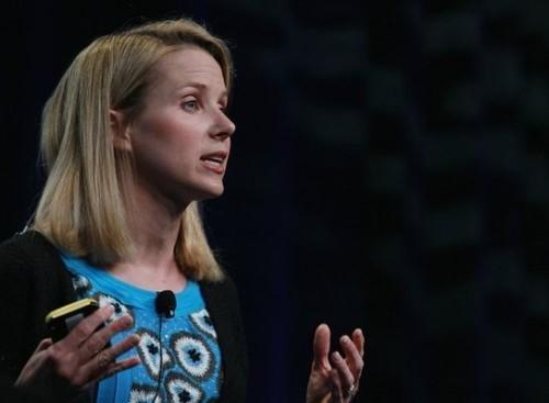 雅虎CEO玛丽莎•梅耶尔(Marissa Mayer)